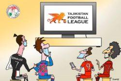 Giocare al fantacalcio con il campionato del Tagikistan