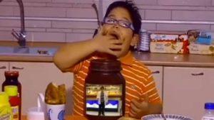 Piccolo Lucio Nutella