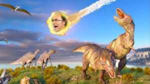 Meta Game, Freddure, Al Bano e Dinosauri