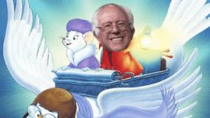 Il Magico Mondo di Bernie Sanders