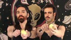Colapesce e Dimartino musica leggerissima con patate